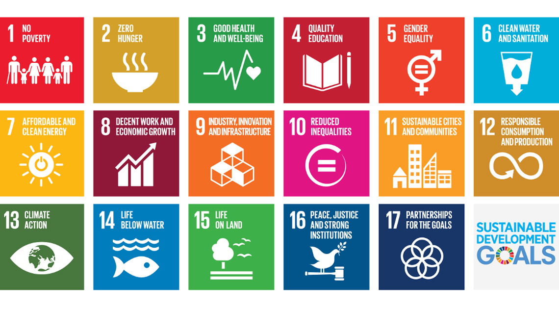 Sustainable Development Goals (SDG) Action Scan