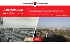 Groenelaan tracée anno 1969